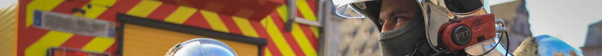 Thématique d'une aire de jeux - Pompiers
