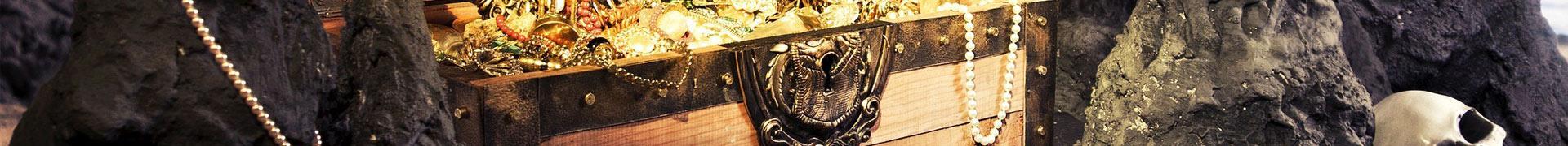 Thématique d'une aire de jeux - Chasse au trésor