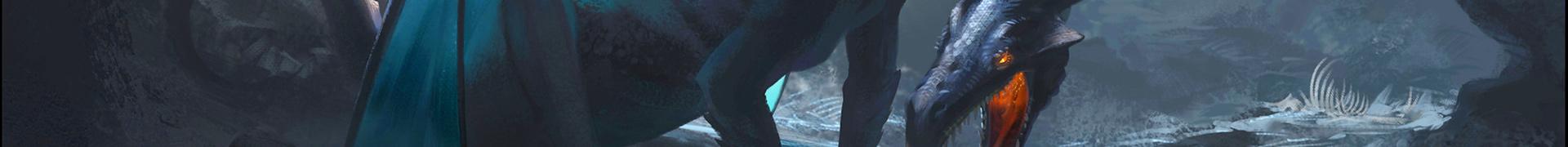 Thématique d'une aire de jeux - Antre du dragon