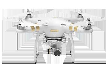 Drone utilisé pour les prises de vues aériennes Récré'Action